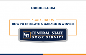 How to insulate a garage for winter