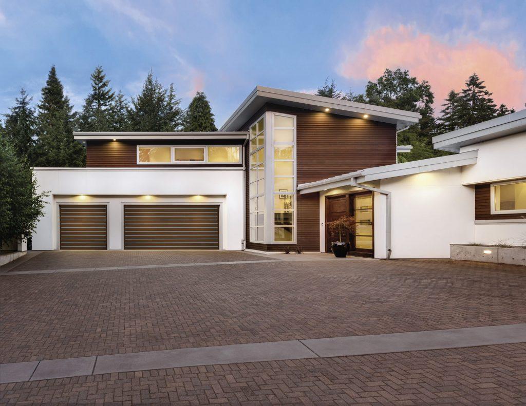 Canyon Ridge Collection Residential Garage Doors