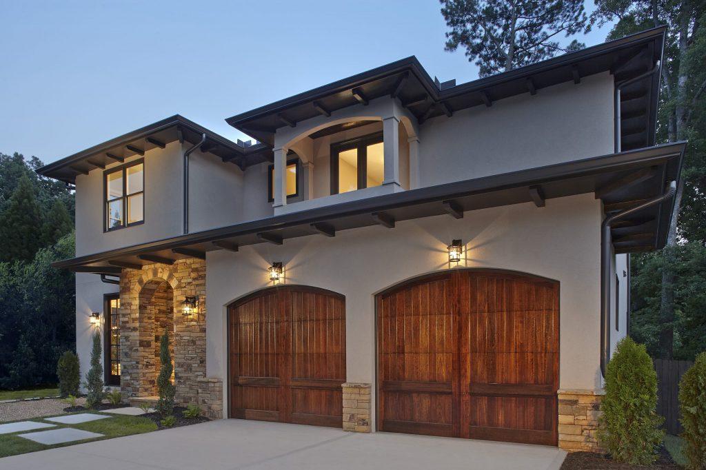 reserve collection residential garage door