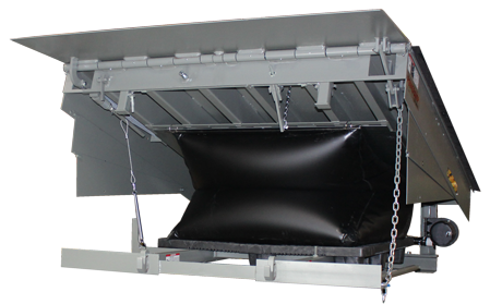 Air Powered Dock Leveler