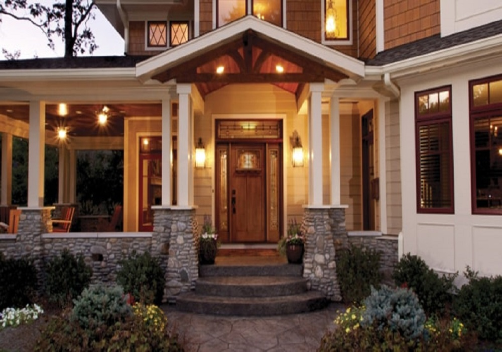 Craftsman Fiberglass Collection Residential Entry Doors